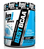 BPI Sports Best BCAA Peptide Linked Branched Chain Amino Energy Powder, Artic Ice, 10.58 Ounce