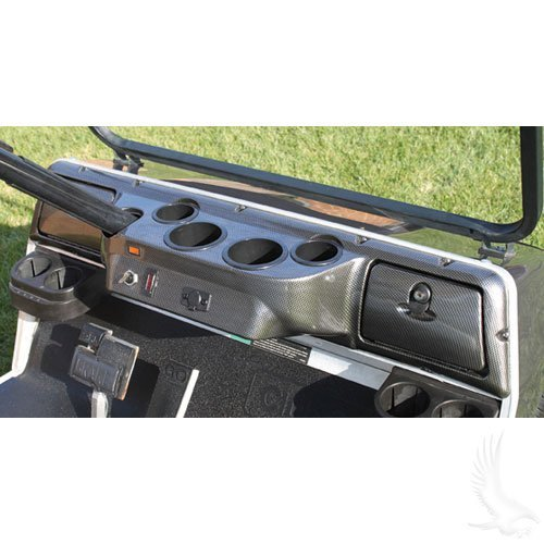 Club Car DS Custom Dash - Carbon Fiber (Club Car Ds Accessories compare prices)