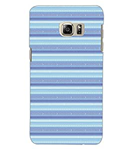 SAMSUNG GALAXY NOTE 5 EDGE PATTERN Back Cover by PRINTSWAG
