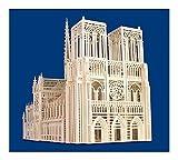 Bojeux Matchitecture - The Notre Dame de Paris Cathedral