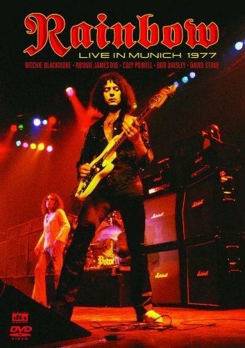 レインボー~ライヴ・イン・ミュンヘン 1977【初回限定盤2DVD+2CD/日本語字幕付】