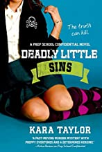 Deadly Little Sins A Prep School Confidential Novel