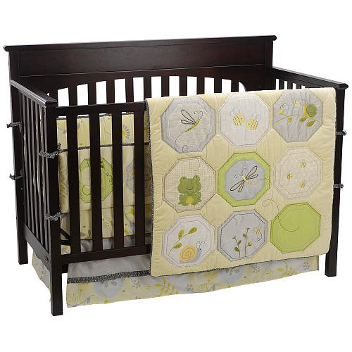 Carter'S Bumble Collection 4-Piece Crib Set front-175055