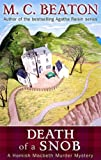 Death of a Snob (Hamish Macbeth Murder Mystery)