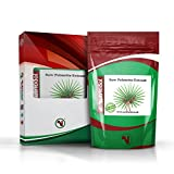 SAW PALMETTO EXTRACT - 60 Tablets | Supplement for Men and Women - For Maintaining Healthy Prostate & Urinary Tract - Used for hair restoration, sexual vigour, breast enhancement and as a nutritive tonic - Suitable for Vegetarians & Vegans. by Nutriodol