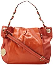 Hot Sale Vince Camuto CRST 3 Hobo,Coral,One Size
