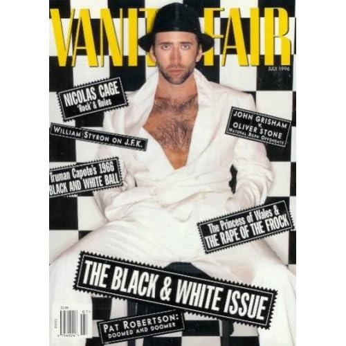 Vanity Fair - July 1996: Nicolas Cage, Pat Robertson