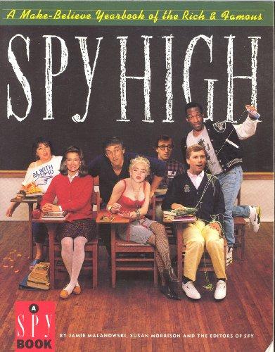 Spy High, Jamie Malanowski; Susan Morrison