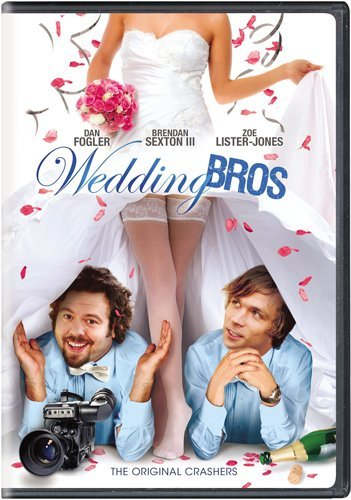 Cover art for  The Wedding Bros.