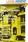 The Interpretation of Ordinary Landsc...
