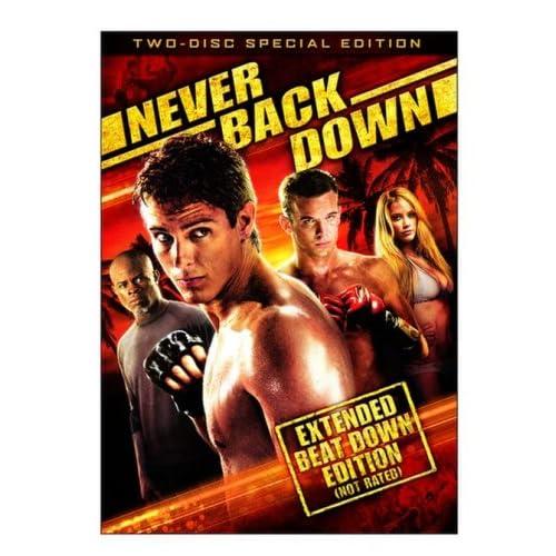 51sALQ9RkOL. SS500  DVD Review: Never Back Down