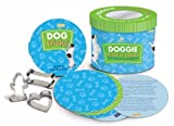 img - for Hat Box Series Doggie Tricks & Treats: Games & Recipes for Your Four-Legged Friend book / textbook / text book