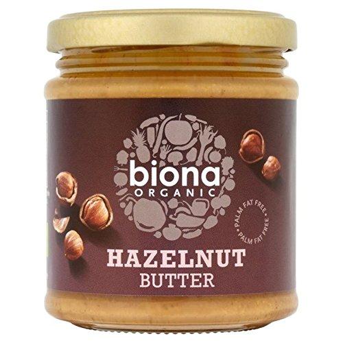 Biona Noisette De Beurre Biologique 170G - Paquet de 2