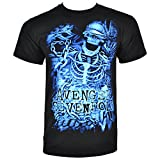 Avenged Sevenfold - T-Shirt Chained Skeleton (in L)