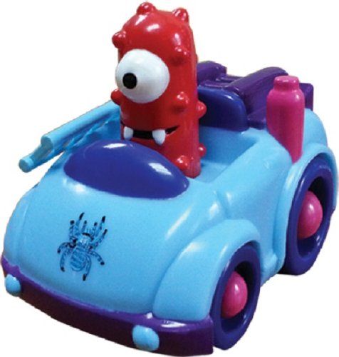 YO GABBA GABBA Muno Vehicle