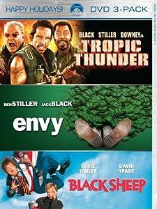 Tropic Thunder/Envy/Black Sheep
