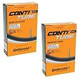 2本セット コンチネンタル(Continental) チューブ Race28 700×20-25C(仏式42mm) ランキングお取り寄せ