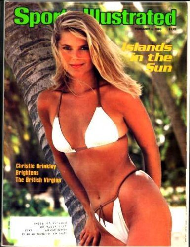 Christie Brinkley Sports Illustrated