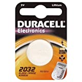 Duracell Electronics DL2032 Coin Cell 3 V Lithium Batteryby Duracell