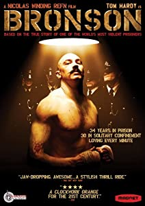 "Cover of ""Bronson (Widescreen Edition)"""