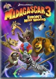 Madagascar 3: Europe's Most Wanted [DVD] [2012] [Region 1] [US Import] [NTSC]