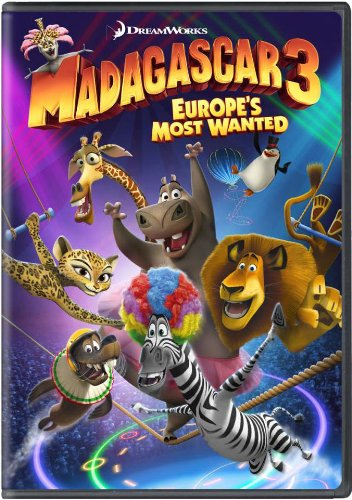 Movie - Madagascar 3 : Europe's Most Wanted