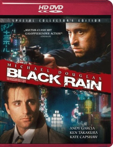 Black Rain [HD DVD] [Special Collector's Edition]