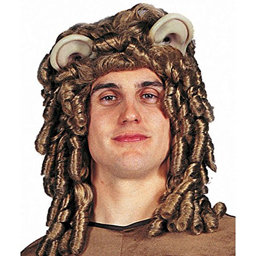 Adult's Deluxe Lion Costume Wig