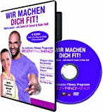 TV Unser Original Men's Body and Mind Fitness DVD - Purple