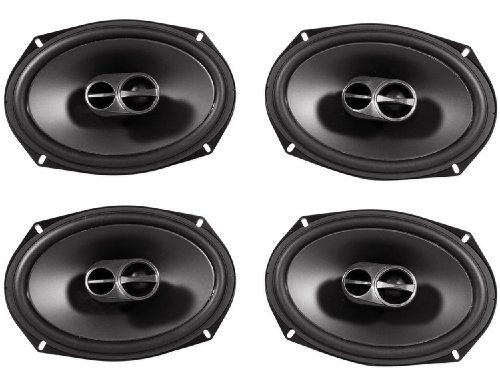 Alpine Sps-619 6 X 9 Inches 2 Way Car Speakers