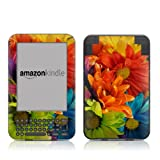 Kindle Keyboard Skin - Colours - High quality precision engineered removable adhesive vinyl skin for the 3G + Wi-Fi 6
