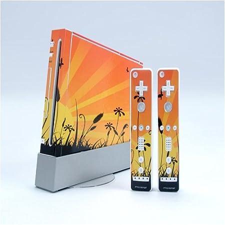 Wii Dual Colored Skin Sticker,Wii0620-13