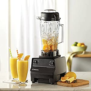 Vitamix Turboblend 4500 Countertop Blender with 2+ HP Motor