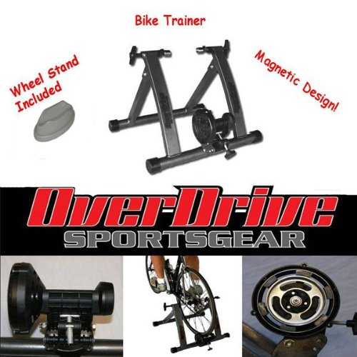 New Bicycle Bike Trainer Indoor Fitness Exercise 