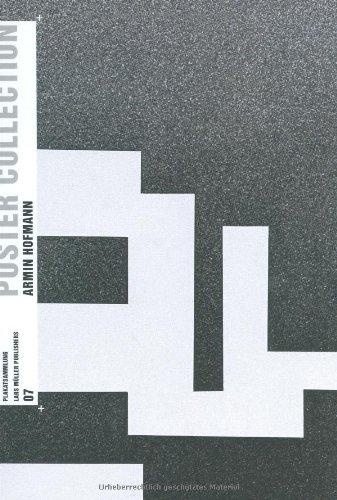 Poster Collection 07: Armin Hofmann