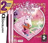 echange, troc LA LICORNE MAGIQUE + 2 STYLETS