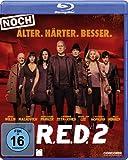 R.E.D. 2 - Noch Älter. Härter. Besser [Blu-ray]