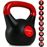 Physionics® HSTA26 Kettlebell DIFFERENT WEIGHTS
