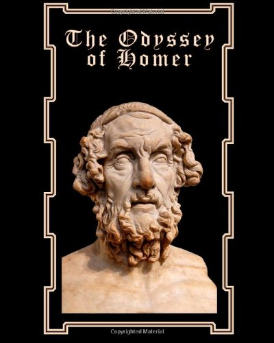 The Odyssey of Homer (Large Print)