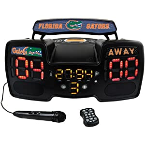 Florida Gators Gametime Scoreboard