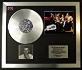 ARCTIC MONKEYS/CD PLATINUM DISC/RECORD & PHOTO DISPLAY/LTD. EDITION/COA/WHATEVER PEOPLE SAY I AM, THAT'S WHAT I AM NOT