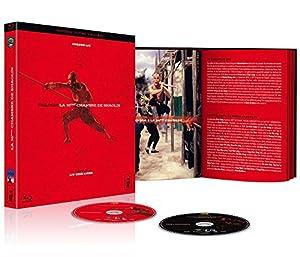 Coffret Blu-Ray Trilogie La 36ème Chambre de Shaolin [Édition Ultime]