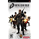 Metal Gear Solid Portable Ops - PlayStation Portableby Konami