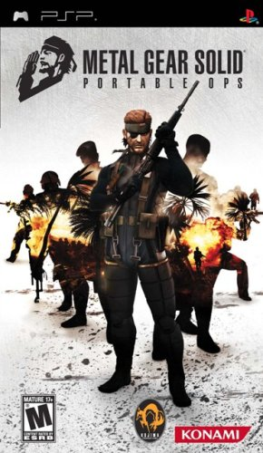 Metal Gear Solid Portable Ops - Sony PSP (Metal Gear Portable compare prices)