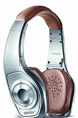 DENON AH-NCW500 Silver | Global Cruiser Bluetooth Wireless Noise Canceling Headphones (Japan Import)