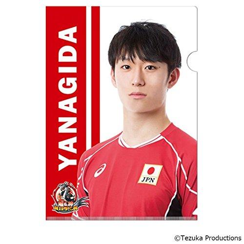 クリアファイルステッカーセット 柳田選手