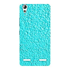 Adorable Teal Back Case Cover for Lenovo A6000 Plus