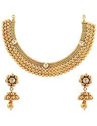 New Amrit Antique Necklace For Women - B00VA9VC16