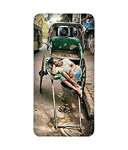 Rickshaw Wala Samsung Galaxy Note 5 Edge Case