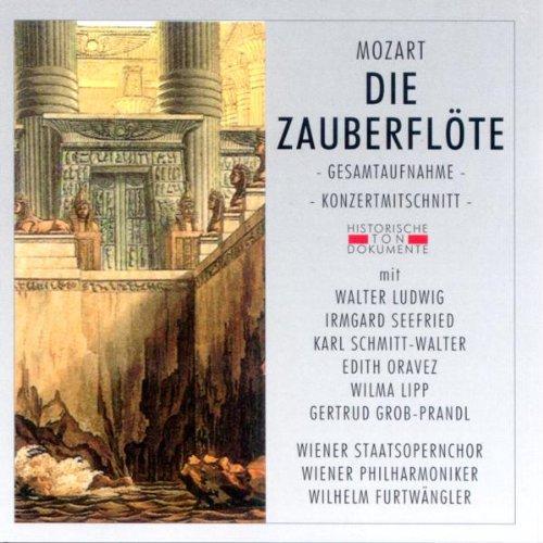Die Zauberfloete - Mozart - CD